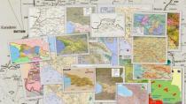 Ahıska Bölgesi Haritaları