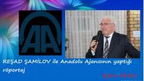Kırgızistan Ahıska Türkleri Derneği Başkanı REŞAD ŞAMİLOV ile Anadolu Ajanısının yaptığı röportaj