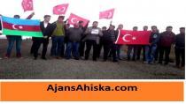 Çıldırdaki Ülkücülerden Ahılkelek Ermenilerine Tepki