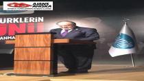 Ak Parti Çorum Milltv.Salim Uslu'nun Ahıska Türklerinin sürgününün 72 yılı programında konuşması