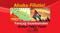 Ahıska-Filistin! Arslan TEKİN
