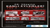 İstanbul 29 Mayıs Üniversitesi'nde '20. Yüzyılın Kanlı Eylemleri' Programı Düzenlenecek