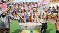 Kırgızistan ve Gürcistan'da Nevruz Bayramı kutlamaları