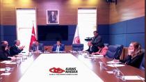 Meclis Komisyonuna Ahıska Türkleri Sunumu