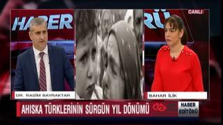 Ahıska Türklerinin 74.Sürgün Yıldönümü Üzerine Rasim Bayraktar BengüTürk te