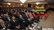 Ahıska Sürgününün 74. Yılı İstanbul'da Anıldı