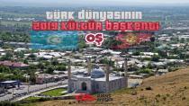 Türk dünyasının 2019 kültür başkenti: Oş