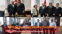 ABD'de Yaşayan Ahıska Türklerine Türkiye Cumhuriyeti Vatandaşlığı Verilmesi Süreci Başladı.
