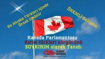Kanada Parlamentosu Kırım Türkleri sürgününü SOYKIRIM olarak Tanıdı--Bu Ahıska Türkleri içinde Örnek Olabilir